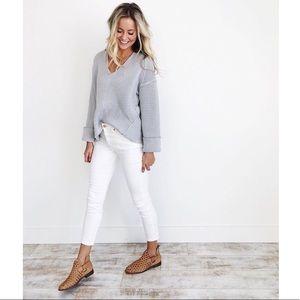 RESTOCKED SIZES🌴 white skinny jeggings pants